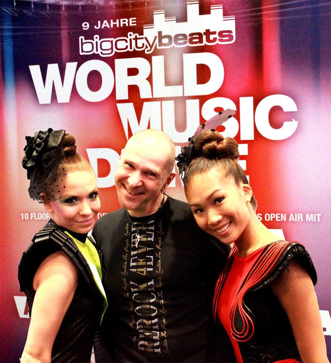 Jörg Dewald JD Wood VIP Big City Beats World Club Dome 9 Jahre