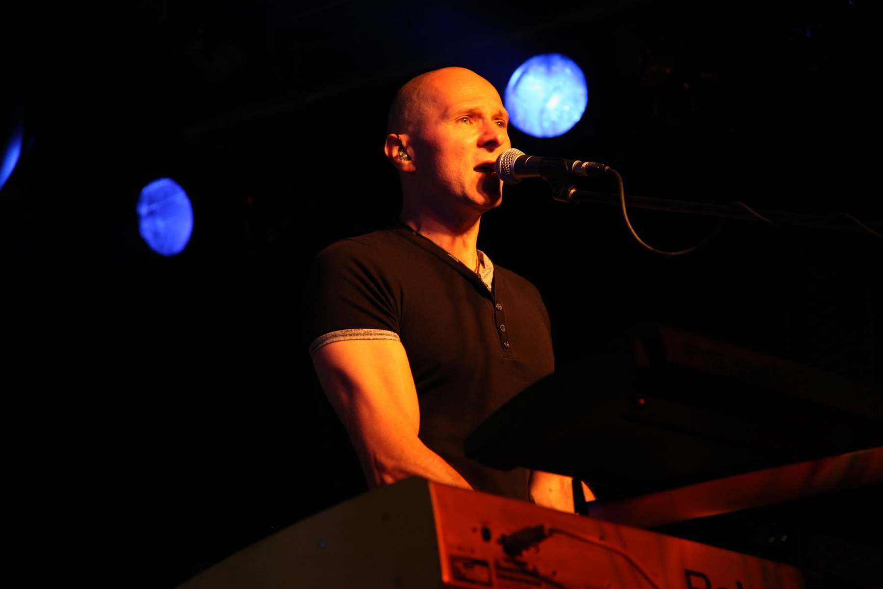 Jörg Dewald JD Wood live