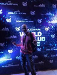 Jörg Dewald (JD Wood) - World Club Dome VIP