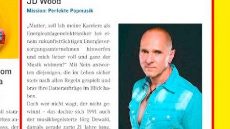 Frizz Magazin JD Wood / Jörg Dewald - World of Emotions Part II