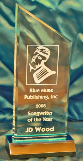 Award Songwriter of the Year 2008
