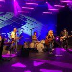 Ina Morgan Band live Studio 8