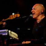 Jörg Dewald / JD Wood im Colos Saal Aschaffenburg 08.04.2021 - Aretha Franklin Tribute